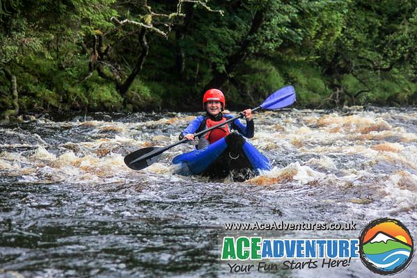 7th July 2015 Half Day Canoe & Kayak