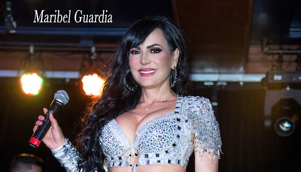 Maribel Guardia & Julian Figueroa En Concierto