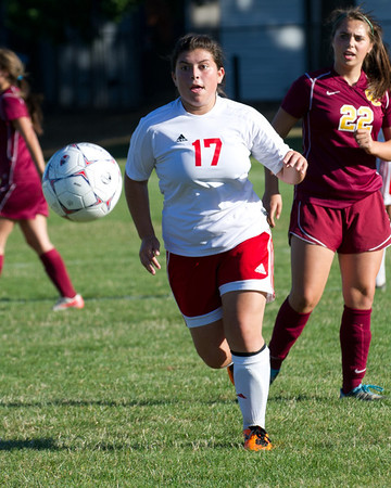 Paige Soccer 9-29-11