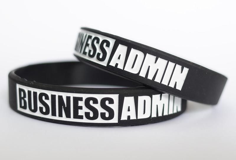 BUSINESS ADMIN ริสแบนด์
