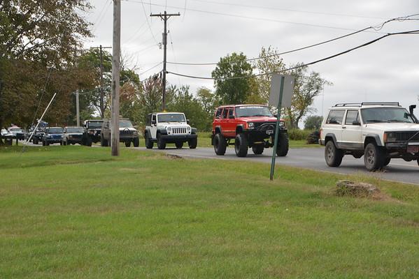 Jeff Daniels Jeep Show 2015