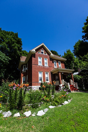 Lococo House Bed & Breakfast, St. Louis Missouri