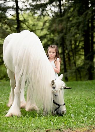 Anna Sellman - Unicorn session