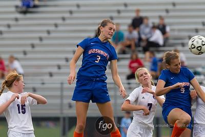 9-23-14 Minneapolis Washburn v Minneapolis Southwest Girls Soccer