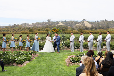 2. Wedding Ceremony