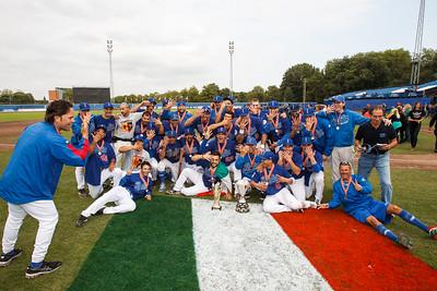 Italie - Nederland (Finale 16-09-2012)