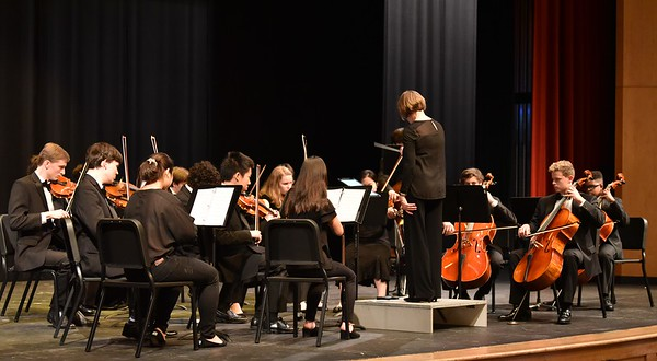 SJS Orchestra Fall Orchestra Concert 2018