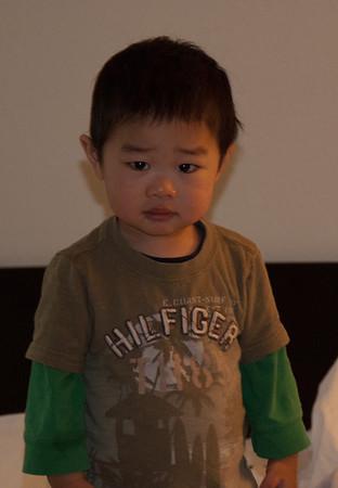 2012-03 Mason at Home and Party