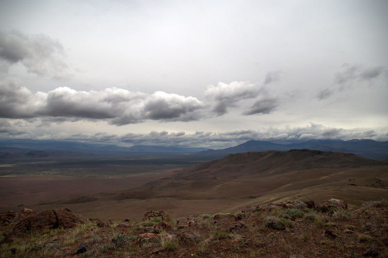 Alvord Peak Steens Mountain Wilderness Oregon