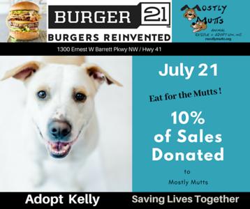 July 21 - Burger 21