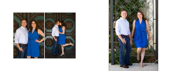 Sarah & Adam Guestbook 8.5 x 11