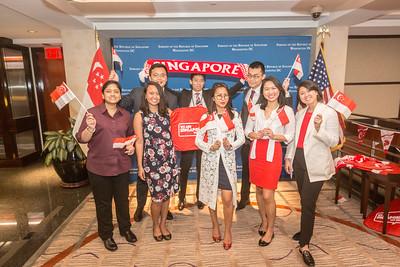 2018-08-10 National Day Children @ Embassy of Singapore