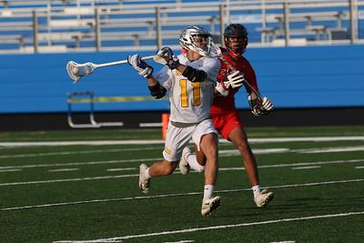 Boys Lacrosse vs Elk River