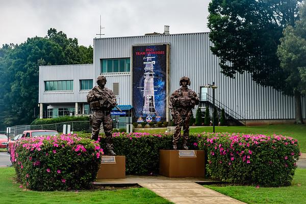 US Space and Rocket Center Museum, Huntsville, AL
