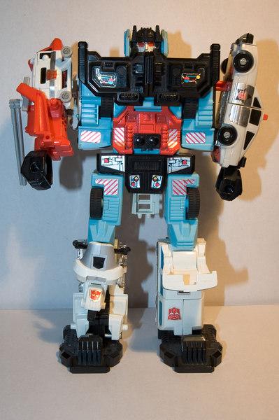 Transformers Autobot, Defensor