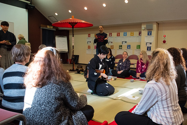 ICJC Parent Workshop - Japanese Tea Ceremony
