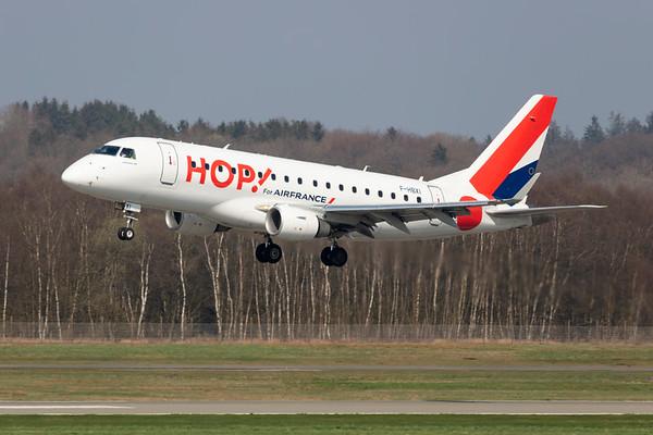 F-HBXI - Embraer 170