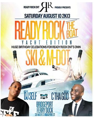 Ready Rock The Boat (8.10.13)