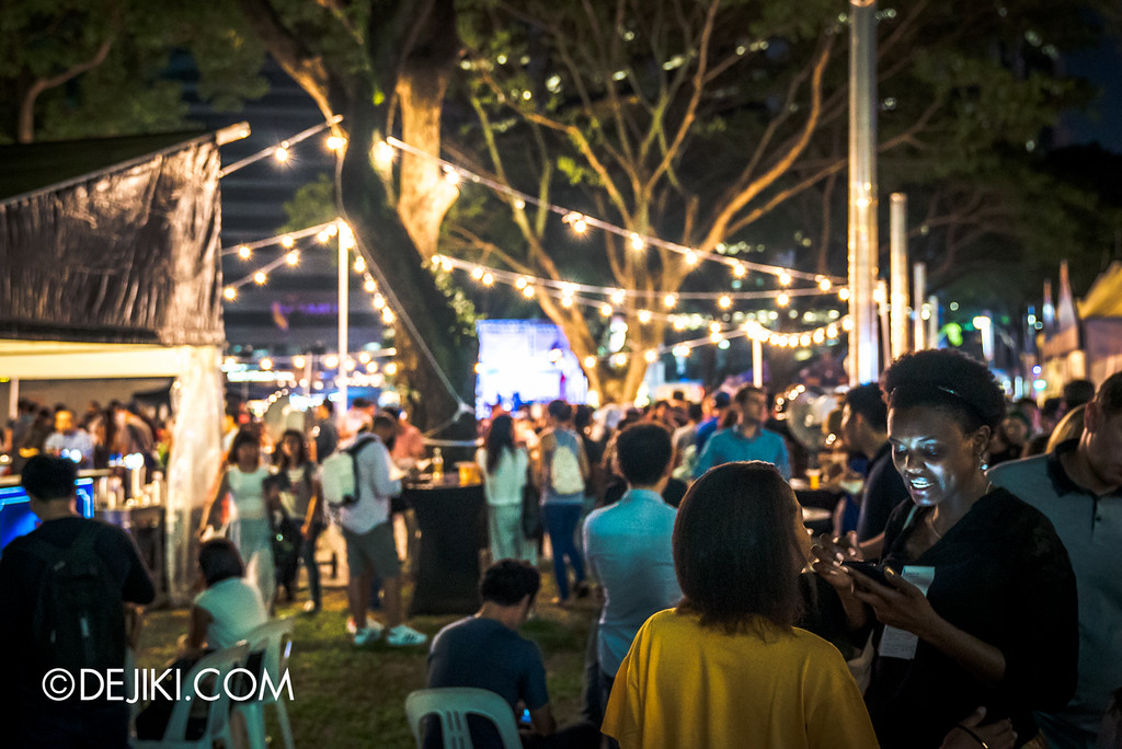 Night Festival 2016 - Festival Village