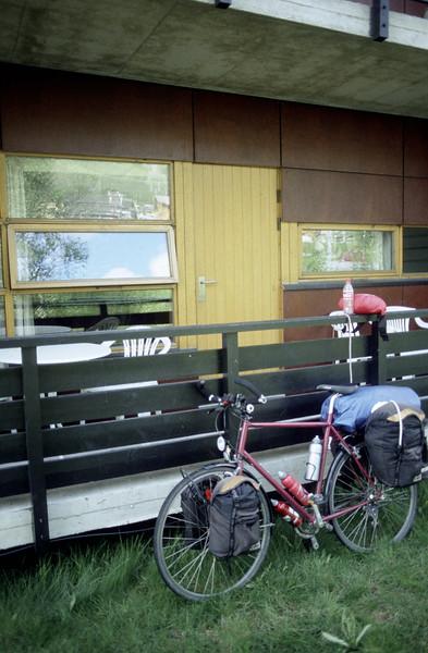 Di 23.6.98: Etappe 8, Geilo - Finse, 54km