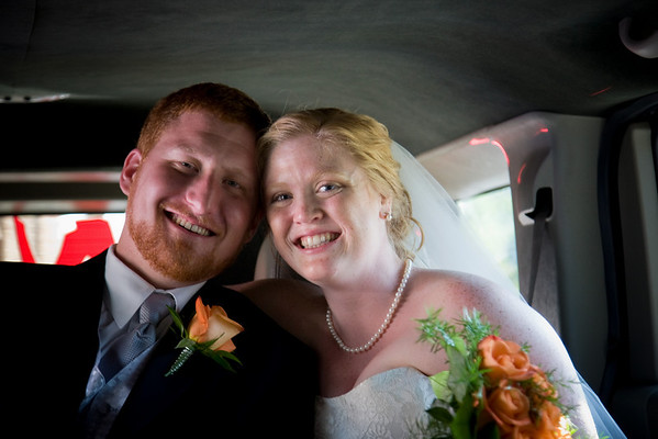 Meredith & Garrett's Wedding Day