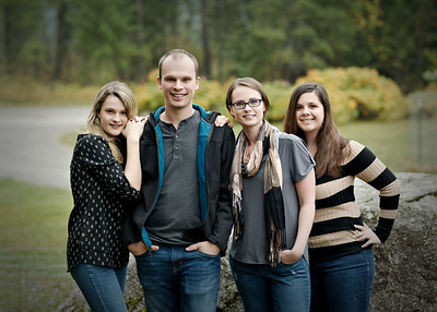 Kern, Nickles, Johnson, Damron family session
