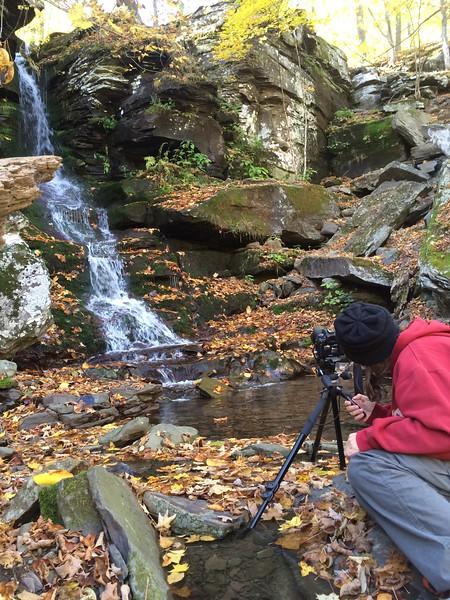 Catskill Waterfall Shoot
