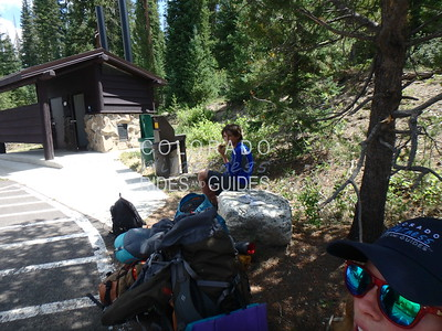 Jason Adams Backpacking  7/11 - 7/12 2018
