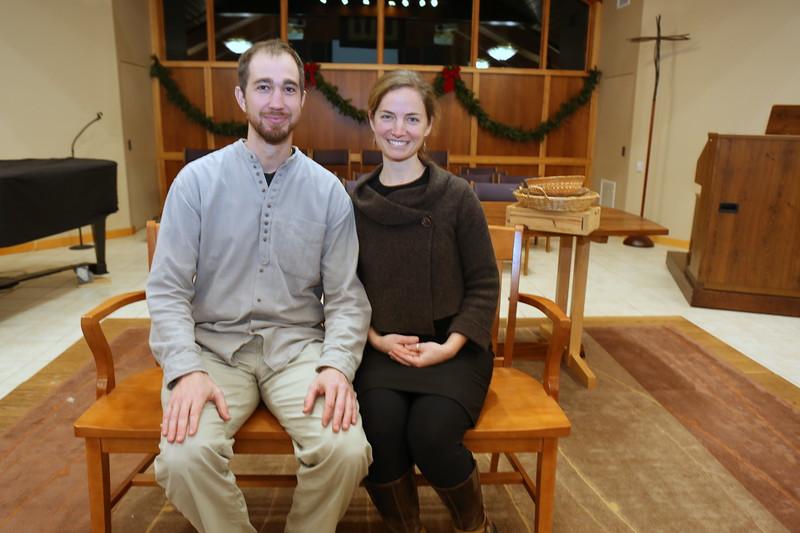 Pastor Valerie Showalter & Justin Shenk