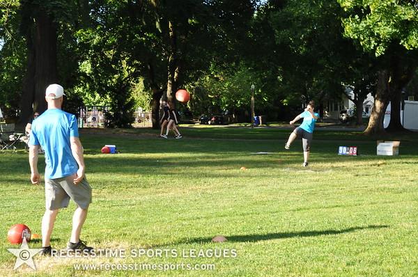 Thursday Summer Kickball