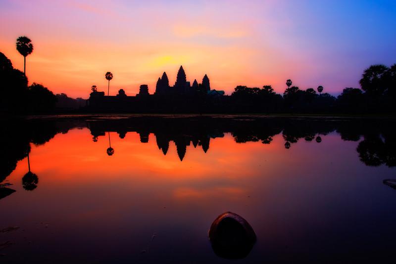 A Photographer In Cambodia