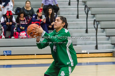 2015 Basketball Eagle Rock Girls vs San Pedro 28Feb2015