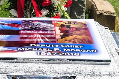 Michael P. Morgan /  1967 - 2016  / Funeral Services