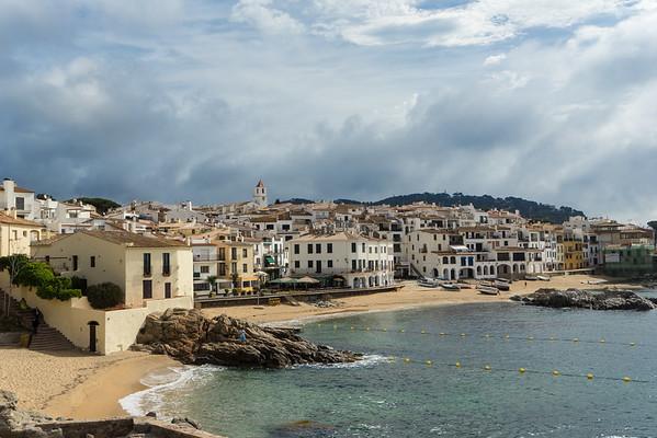 Hike from Calella de Palafrugell to Tamariu