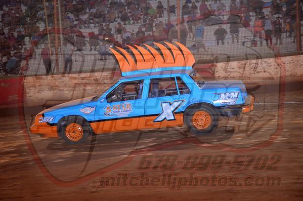 Dixie Speedway 8/13/16