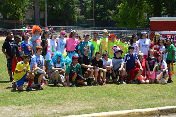2013 7th - 8th Grade Softball game