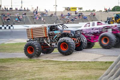 2018 Monster Truck Summer Meltdown