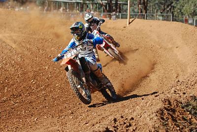 BSA Cup & Harley Scramble Noble Falls 01.08.2010