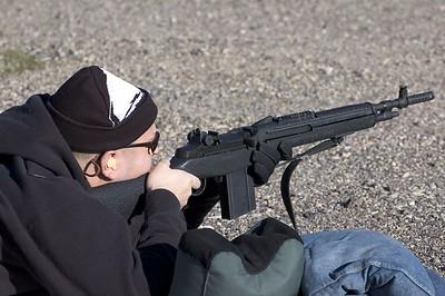 Sage Rifle Match 30 Jan 2005