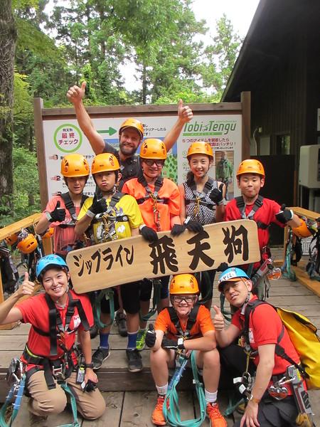 Photo: Tobi Tengu Staff Afternoon Group 2