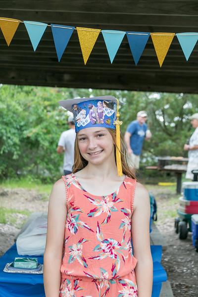 Roxie's 5th Grade Grad Party