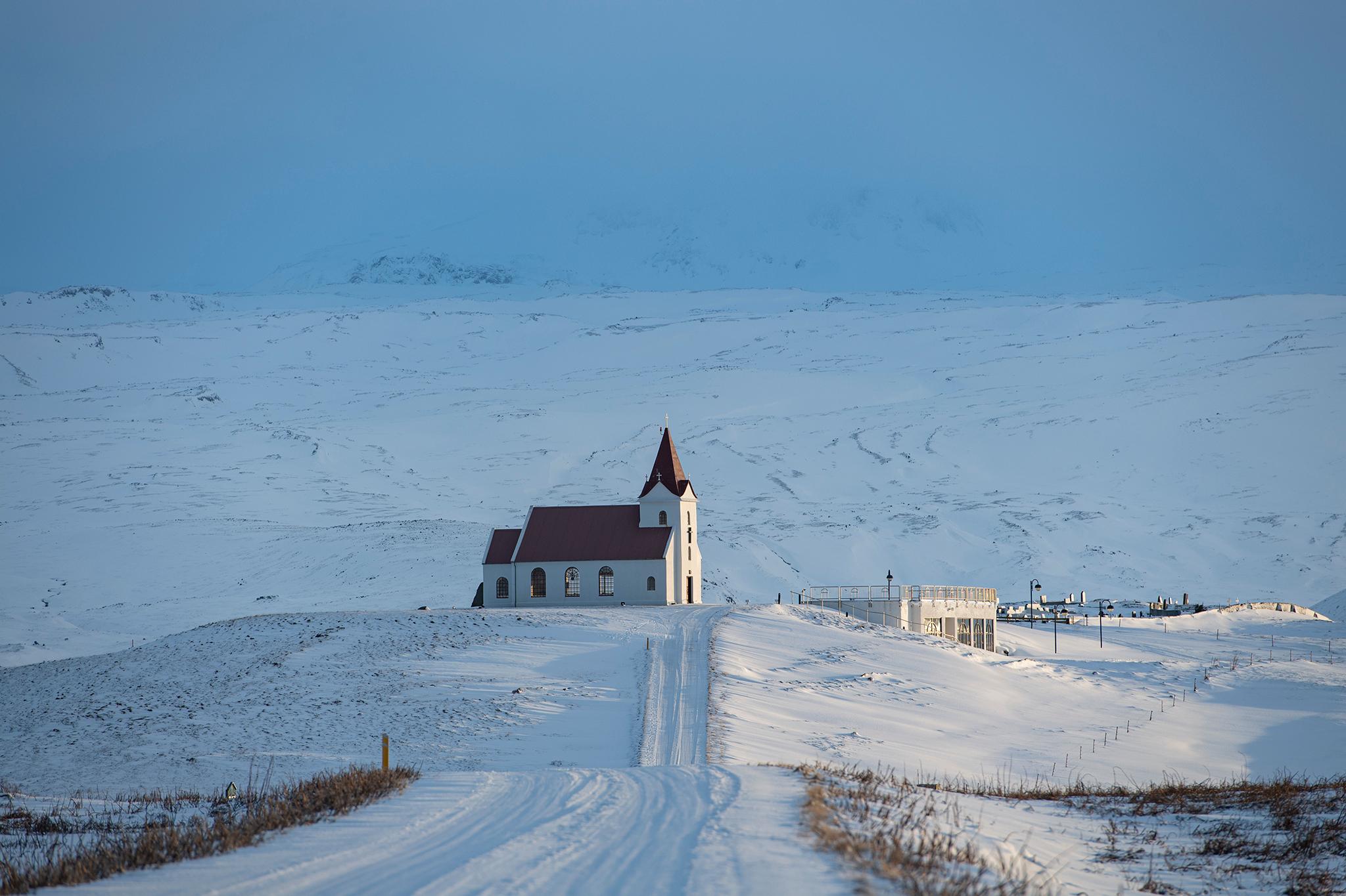 冰島攻略, 冰島婚紗, Donfer, Iceland Pre-Wedding, Ingjaldshólskirkja
