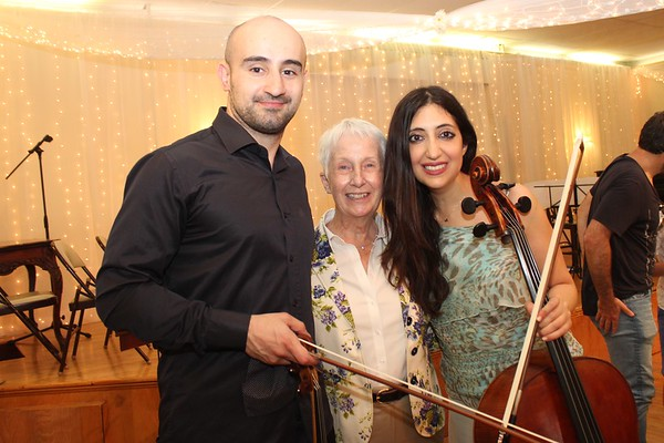 Ani's Spectacular Concert at the Carriagehouse