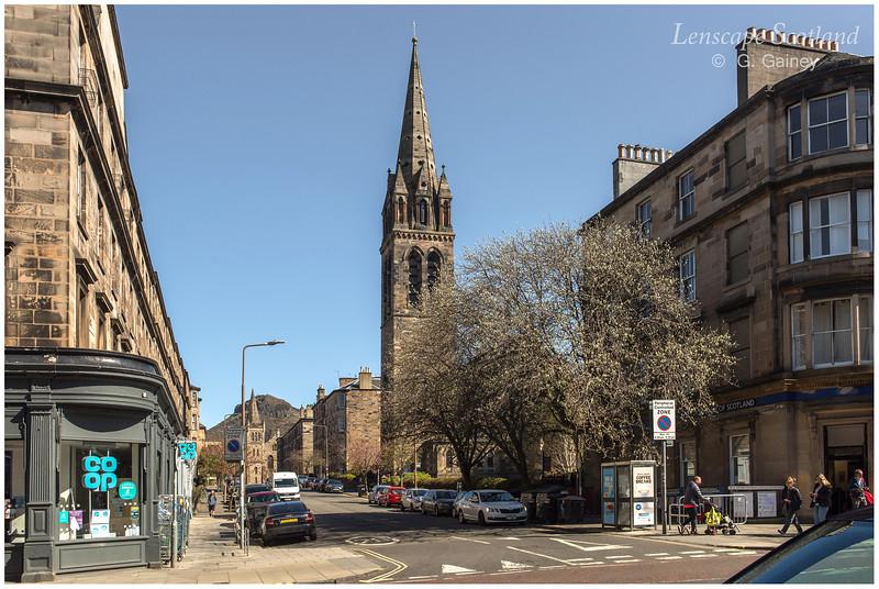 St Peter's Episcopal church, Lutton Place