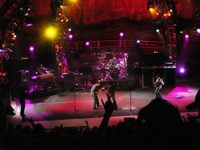 2005.09.09 - DMB @ Red Rocks