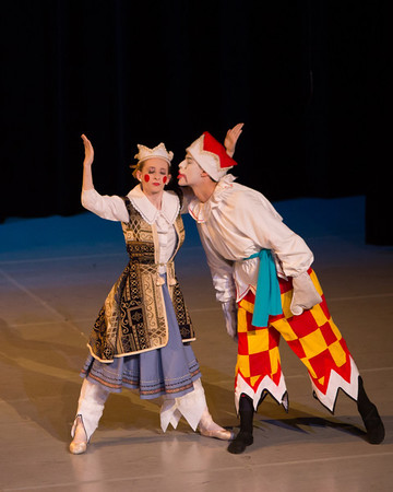 Performance 1, Petrushka
