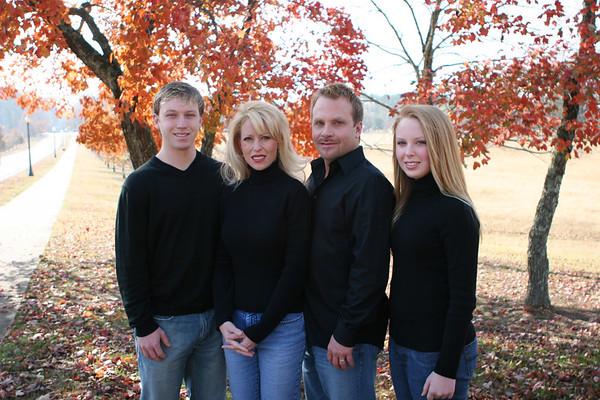 Wayne Evans Family photos 2005