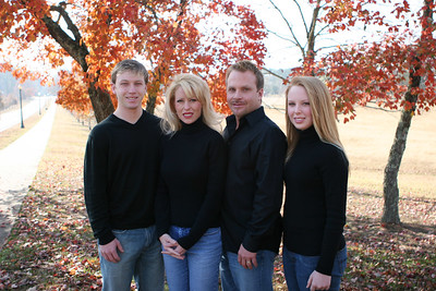 Wayne Evans Family photos 2005