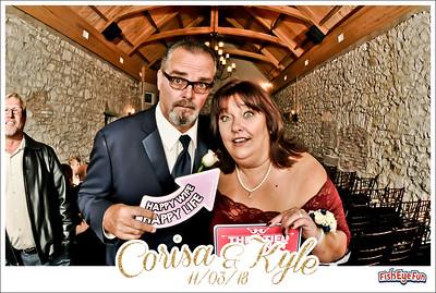 11/3/18 - Corisa & Kyle