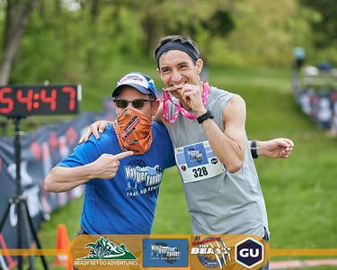 Finishers-WOY Trail Run Series #2: Running the Beast 5/16/21